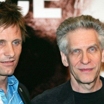 Viggo Mortensen újra David Cronenberggel forgat