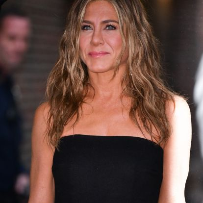 Jennifer Aniston's $65 'Mama' Hoodie Is Still Available To Shop