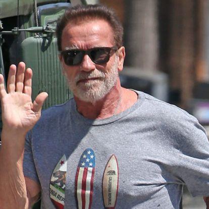 Arnold Schwarzenegger nem fél a haláltól, inkább csak idegesíti