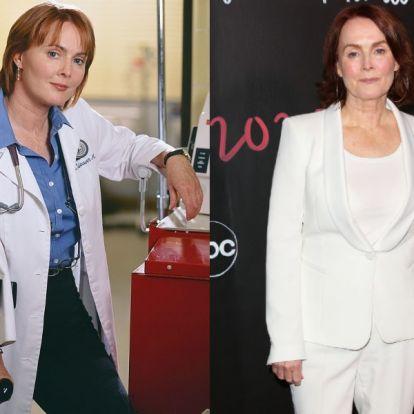 Már 63 éves Laura Innes, a Vészhelyzet Weaver doktornője – így néz ki ma a színésznő