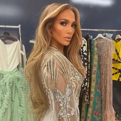 Jennifer Lopez's Extra-Long Ponytail Will Be Your Summer Hairstyle Inspiration