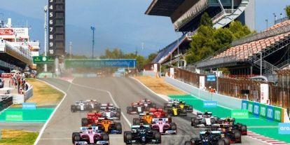 F1: ismert pálya, szokott időpontban – rutin futam lesz Barcelonában?