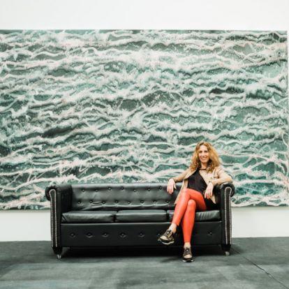 Menő New York-i galériában volt kiállítása, Amerikában is befuthat a magyar festőművész