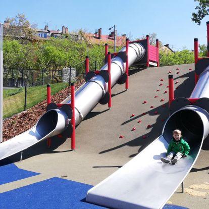 Megnyílt a Puskás Aréna Park