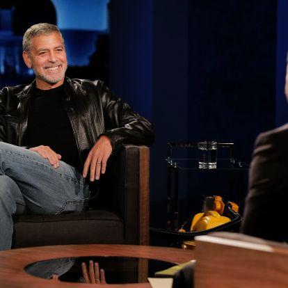 """""""Megtanultam rettenetes fájdalommal élni"""" – 6 súlyos sztori a 60 éves George Clooney-ról"""