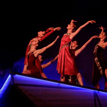 Tűzmadarak – online balettpremier