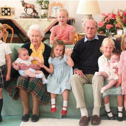 Как сейчас выглядят дети британской королевской семьи?