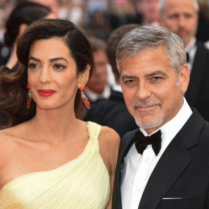Ebben a francia luxusvillában lelne békére George Clooney