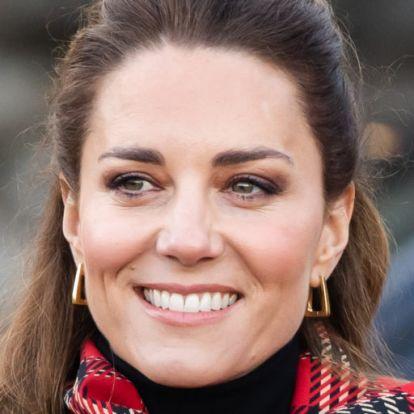 Katalin hercegné titkos akcióba kezdett
