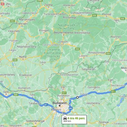Szlovák lap: 2021-ben elkészül a Pozsony-Kassa autópálya. Budapesten keresztül