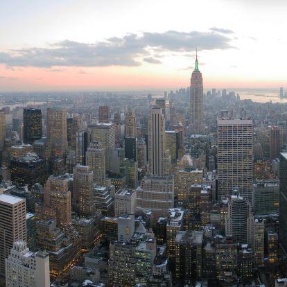 24 dollárért vették meg Manhattant az első tulajdonosai