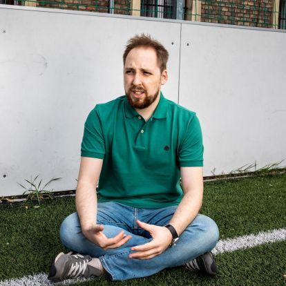 """""""Ez most a labdarúgás legfontosabb konfliktusa"""" – Kele János Szuperligáról, a Petry- és Hrutka-ügyről"""