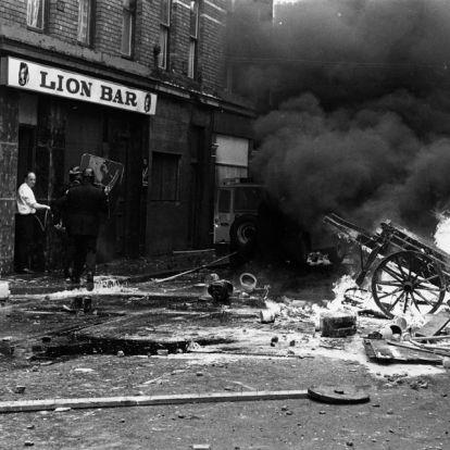 Az ír ügy: futball a polgárháború idején