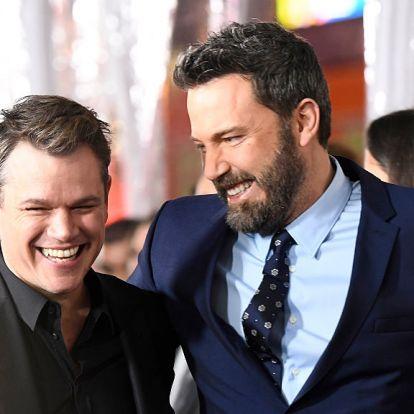 Matt Damon is reménykedik benne, hogy Jennifer Lopez és Ben Affleck újra összejöttek