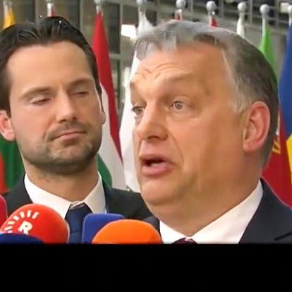 """Sírva röhögős: Bemutatjuk Orbán """"tárgyalóképes angol nyelvtudását"""" (+videó)"""