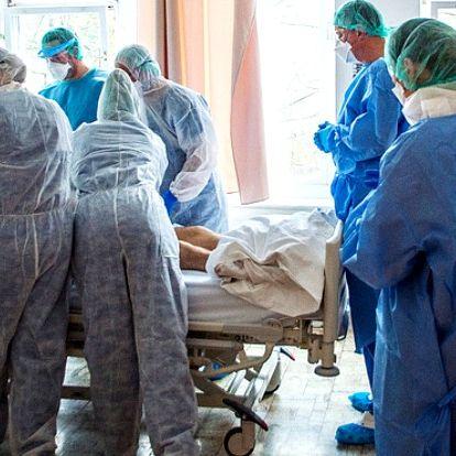 Felháborító: Nem fizették ki az ápolóknak a covid-pótlékot a Szent Margit Kórházban