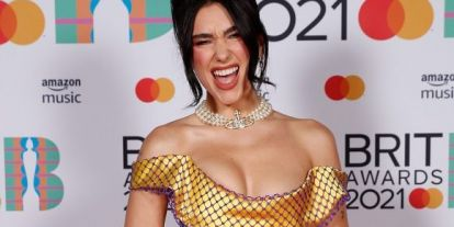 Brit Awards 2021: Οι καλύτερες στιγμές στο κόκκινο χαλί