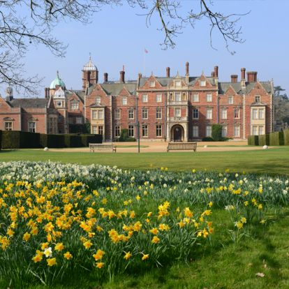 The Queen is opening Sandringham Estate to the public to host an open-air cinema