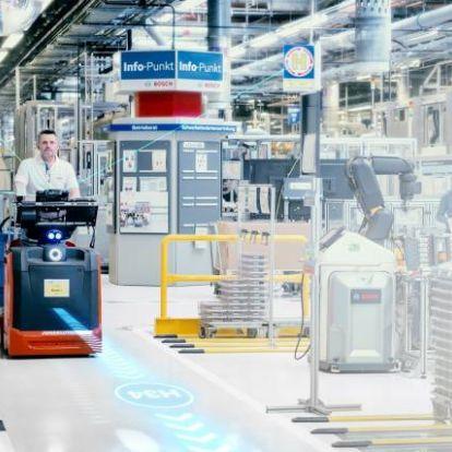 Hannover Messe 2021 - Intelligencia ipari méretekben