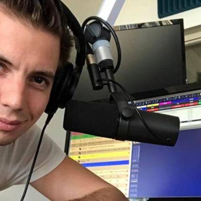 Apa lett Viktorin Tamás, a SlágerFM műsorvezetője