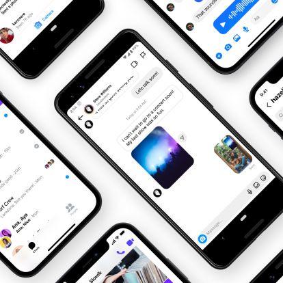 Ha eddig nem tűnt volna fel, új funkciókkal bővült a Messenger, és az Instagram is