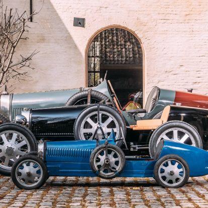A Bugatti játékautó ára méltó a márkához, őrült pénzt kérnek érte
