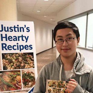 Szívültetése után szakácskönyvet adott ki a tinédzser
