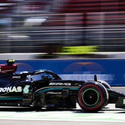 F1: Bottas is érzi, hogy bajban van