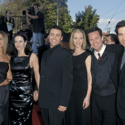 The 'Friends' Reunion On HBO Max Officially Premieres On May 27