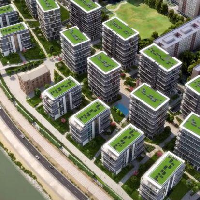 2030-ig fejenként 1 négyzetméterrel nőhet a zöld terület Budapesten, és azért is vért fog izzadni a város