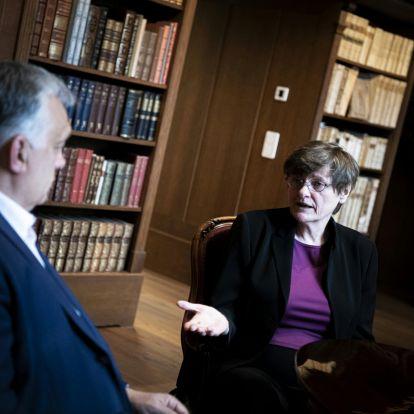 Orbán megbeszélte Karikó Katalinnal, hogyan készül a disznósajt