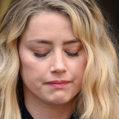 Börtönbe kerülhet Amber Heard