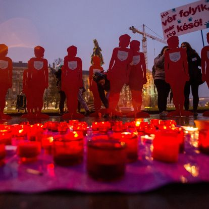 Nem lehet oltással megfékezni a nők elleni erőszakot