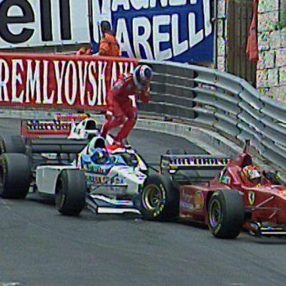 Minden idők legszürreálisabb F1-es futamát akár a Monty Python is rendezhette volna