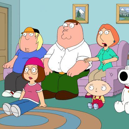 10 dolog, amit a Family Guy tanított az emberiségnek