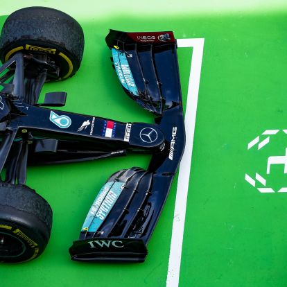 F1: Elképesztő statisztika mutatja Hamilton óriási fölényét