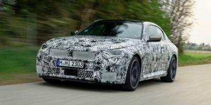 """""""Sokkal jobb"""" lesz az új 2-es BMW az elődjénél, legalábbis ezt ígéri a márka kedvcsinálója"""