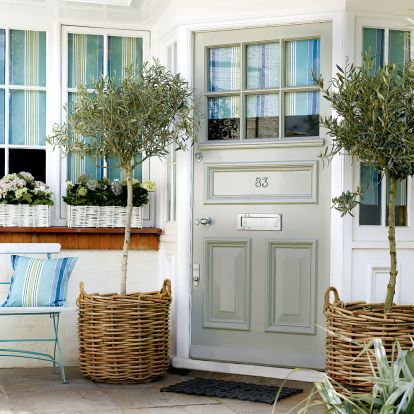 Front door ideas – add instant kerb appeal with our 15 decor and colour tips for inviting entranceways
