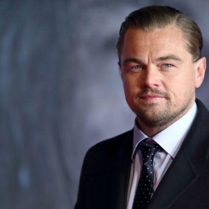 Leonardo DiCaprio 12 milliárd forintnyi pénzt fordít a Galápagos-szigetek megmentésére