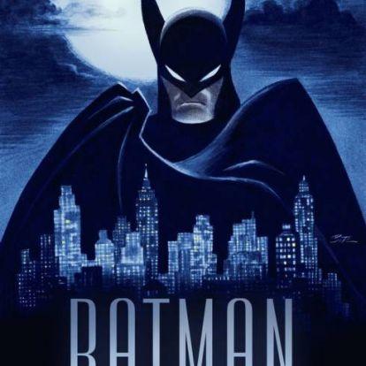 Vadonatúj animációs Batman-széria érkezik a klasszikus rajzfilm alkotójától
