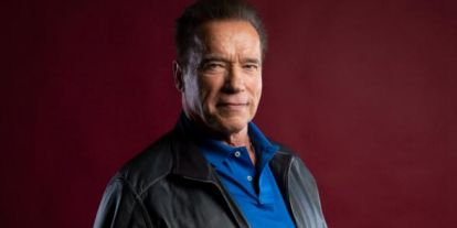 Schwarzenegger a Netflixen