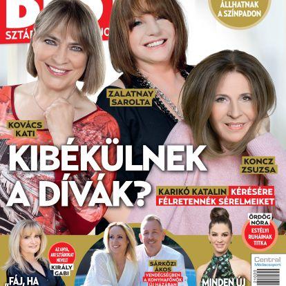 A Koncz-Kovács-Zalatnay trió teljesítheti Karikó Katalin kívánságát