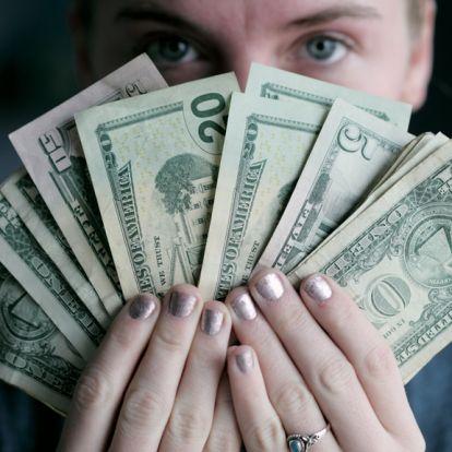125 ezer dollárt nyert egy kaparós sorsjeggyel