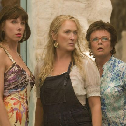 There might be a third Mamma Mia film on the way