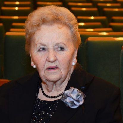 Még nem hagyhatta el a kórházat Zámbó Jimmy édesanyja, Anna néni
