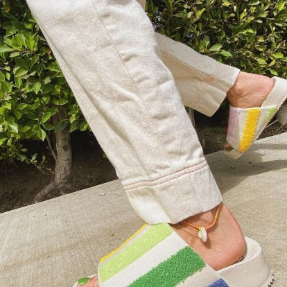 The Top Pedicure Color Trends For Summer, According To Experts