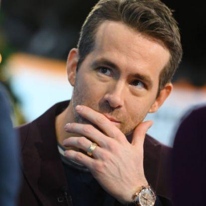 Ryan Reynolds őszintén vallott a betegségéről