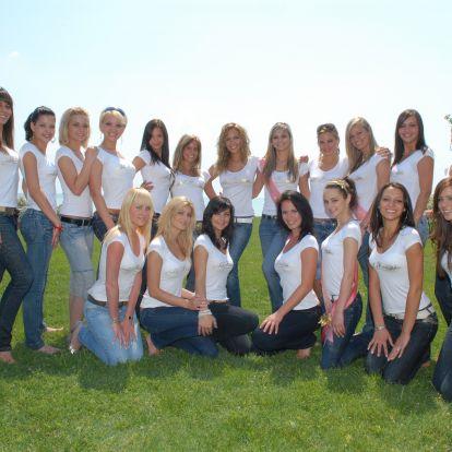 Így nézett ki az RTL szépségversenyén a szőke Vajna Tímea 13 évvel ezelőtt – galéria