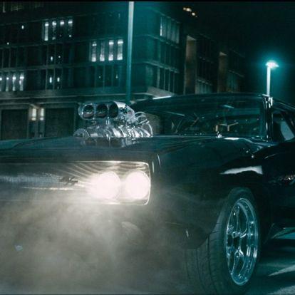 Vin Diesel Dodge Chargerje már egymillió dollárba fájt a Universalnak