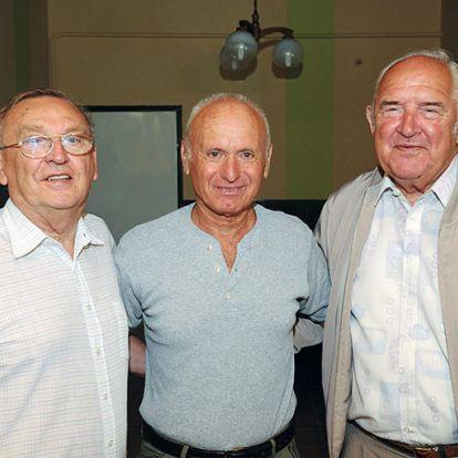 A bíró, aki Franz Beckenbauernek is vezetett kupameccset